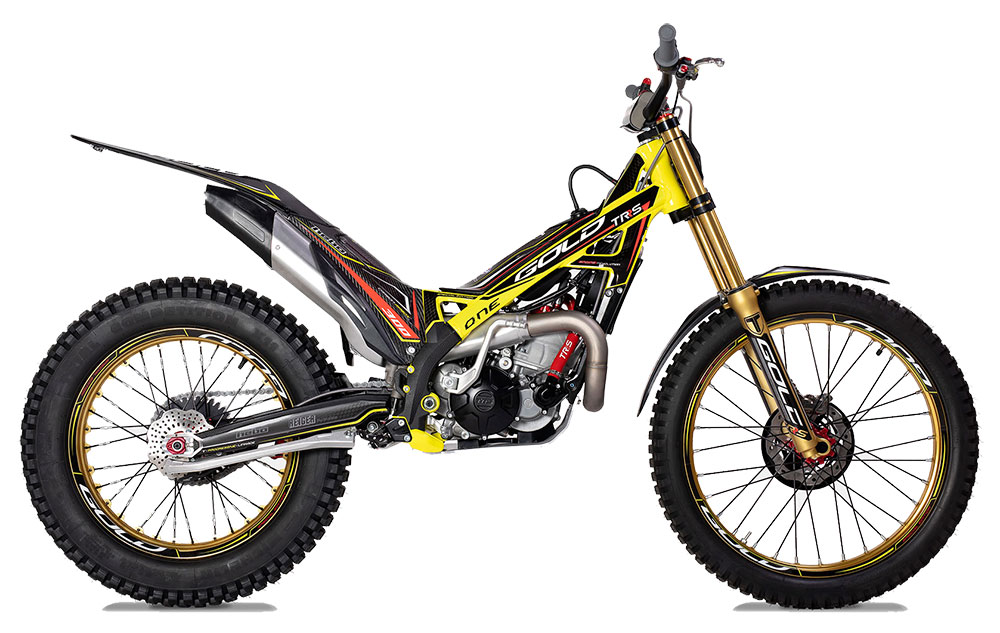 TRS Gold Series