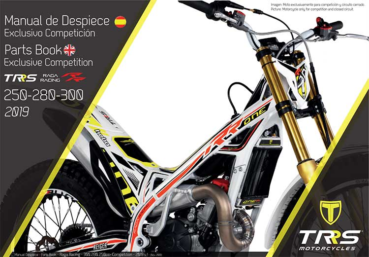 TRS Motorcycles UK – Parts