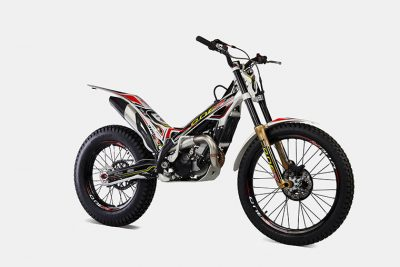 TRS Motorcycles UK – TRRS ONE R – A Natural Evolution
